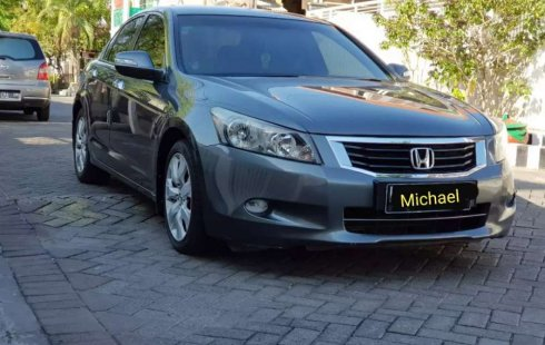 Jual Mobil Honda Accord 2 4 Vti L 2010 Bekas Jawa Timur 4375811