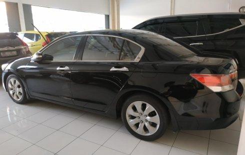 Jual Mobil Honda Accord 2 4 Vti L A T 2010 Bekas Di Jawa Barat 4375556