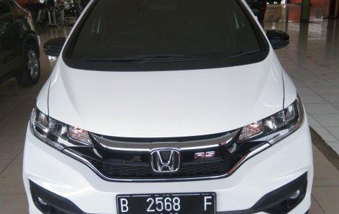 Jual mobil Honda Jazz RS 2017 terawat di Jawa Barat