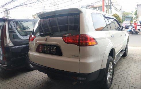 Jual mobil Mitsubishi Pajero Sport Exceed 2011 dengan harga murah di Jawa Barat