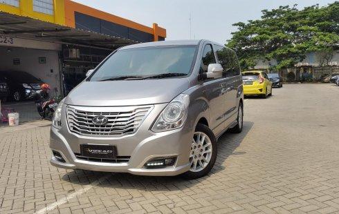Jual mobil Hyundai H-1 2.5 CRDi 2016 harga murah di DKI Jakarta