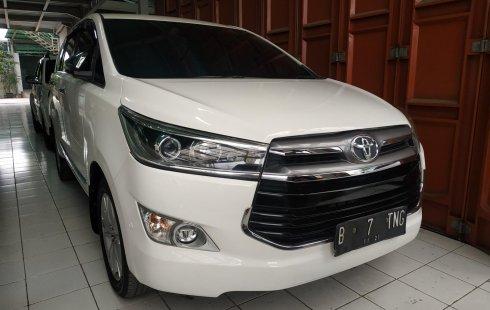 Jual mobil Toyota Kijang Innova Q AT 2016 dengan harga murah di Jawa Barat