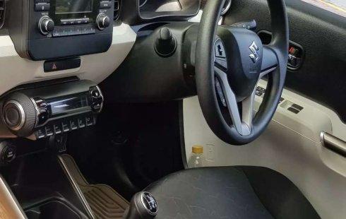 Mobil Suzuki Ignis 2017 GX terbaik di Jawa Tengah