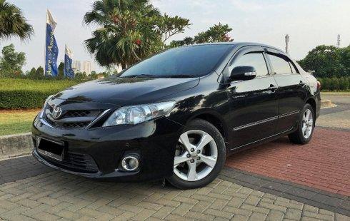 Jual mobil bekas murah Toyota Altis V 2.0 A/T 2012 di Banten