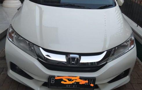 Dijual mobil Honda City VTEC 2016 bekas terbaik, DKI Jakarta