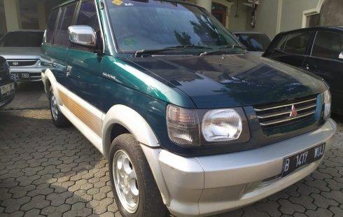 Jual mobil Mitsubishi Kuda Super Exceed 2001 murah di DKI Jakarta