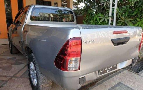 Mobil Toyota Hilux 2017 E dijual, Kalimantan Selatan