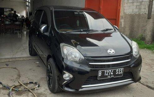 Jual mobil Toyota Agya G 2014 harga murah di Jawa Barat