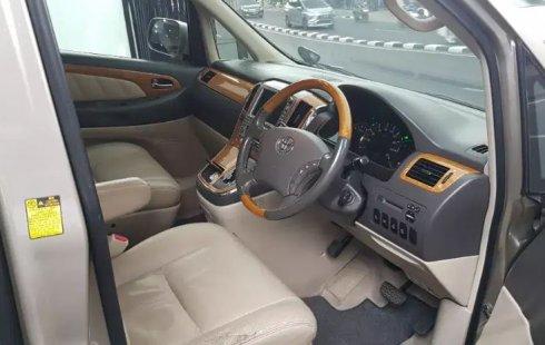 Jual mobil Toyota Alphard V6 3.5 MZG Automatic 2006 harga murah di DKI Jakarta