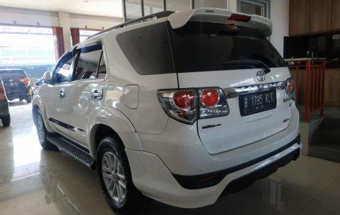 Mobil Toyota Fortuner 2.5 G TRD 2013 dijual, Jawa Barat