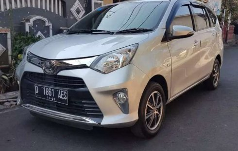 Jual Toyota Calya G 2016 harga murah di Jawa Tengah