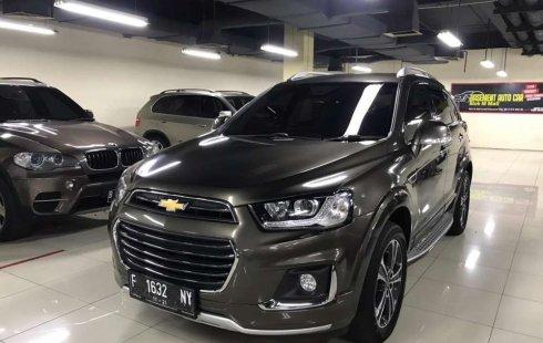Chevrolet Captiva 2016 DKI Jakarta dijual dengan harga termurah