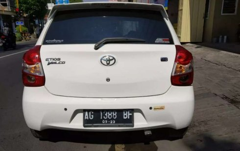 Jual mobil Toyota Etios Valco G 2013 bekas, Jawa Timur