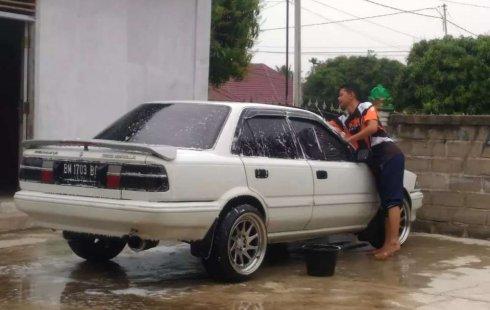 Riau, Toyota Corolla Twincam 1990 kondisi terawat