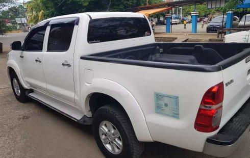 Jual Toyota Hilux G 2015 harga murah di Sulawesi Selatan