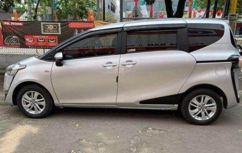 Jual mobil bekas murah Toyota Sienta G 2016 di DKI Jakarta