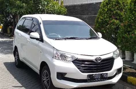 Jual cepat Toyota Avanza E 2016 di Jawa Timur