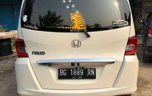 Jual mobil bekas murah Honda Freed E 2012 di Sumatra Selatan