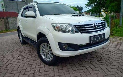 Mobil Toyota Fortuner 2013 G 4x4 VNT terbaik di Riau