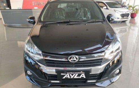 Daihatsu Ayla 1.2 R 2020 Ready Stock di Jawa Barat