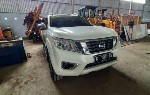 Jual mobil Nissan Navara NP300 VL 4x4 Diesel 2016 terawat di DIY Yogyakarta