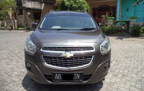 Jual mobil Chevrolet Spin LTZ 1.5 2014 bekas di DIY Yogyakarta