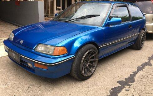 Jual mobil bekas mura Honda Civic Nouva 1.3 1989 di Jawa Barat