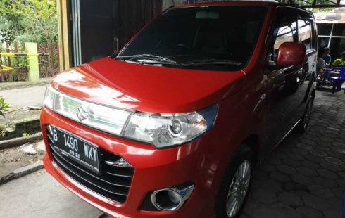 Jual mobil Suzuki Karimun Wagon R GS 2015 terawat di DIY Yogyakarta