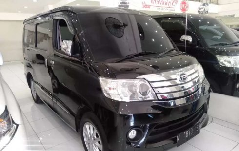 Jawa Timur, jual mobil Daihatsu Luxio X 2014 dengan harga terjangkau