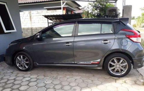 Jual Toyota Yaris TRD Sportivo 2015 harga murah di Kalimantan Tengah