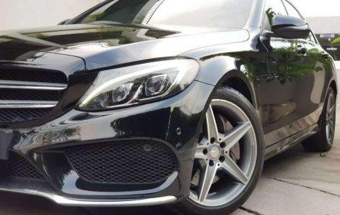 Mobil Mercedes-Benz C-Class 2016 C250 AMG dijual, Banten