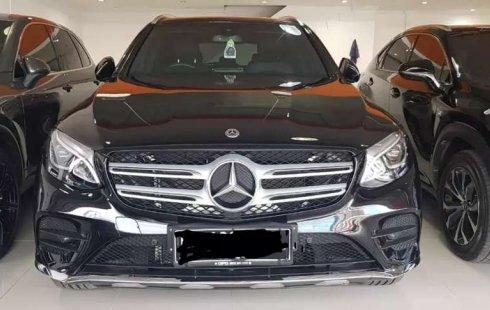Mobil Mercedes-Benz GLC 2018 200 terbaik di DKI Jakarta