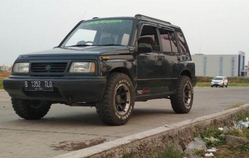 Jual mobil Suzuki Sidekick 1.6 1996 dengan harga murah di DKI Jakarta