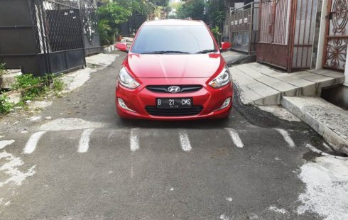 Jual mobil bekas murah Hyundai Grand Avega 1.4 GL 2012 di DKI Jakarta