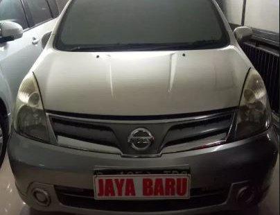 Jual Cepat Mobil Nissan Grand Livina SV 2013 di Jawa Barat