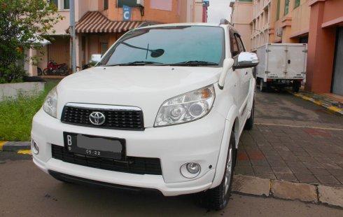 Jual mobil Toyota Rush TRD Sportivo 2013 bekas di DKI Jakarta