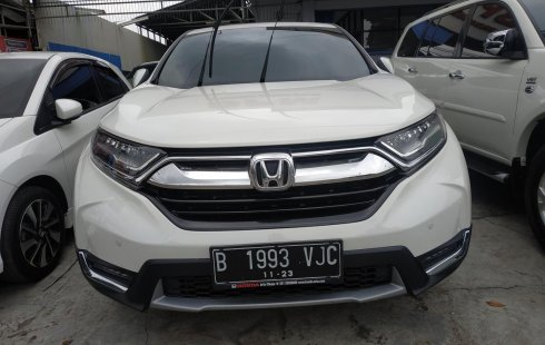 Jual mobil bekas murah Honda CR-V Prestige 1.5 Turbo AT 2018 di Jawa Barat
