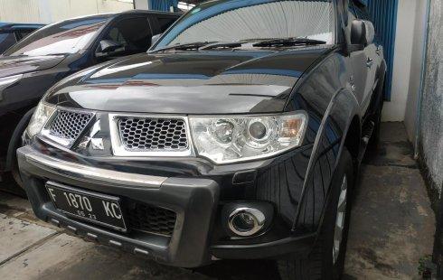 Jual mobil bekas murah Mitsubishi Pajero Sport Dakar 4x2 2012 di Jawa Barat