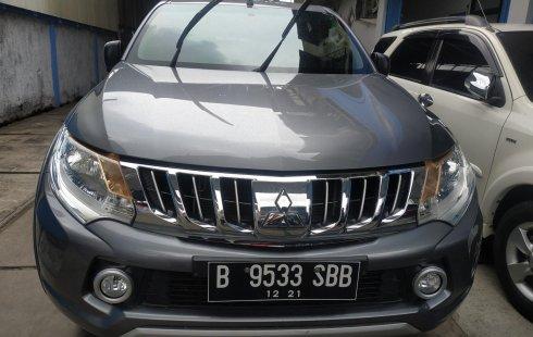 Jual mobil Mitsubishi Triton EXCEED Triptonic 2016 terawat di Jawa Barat