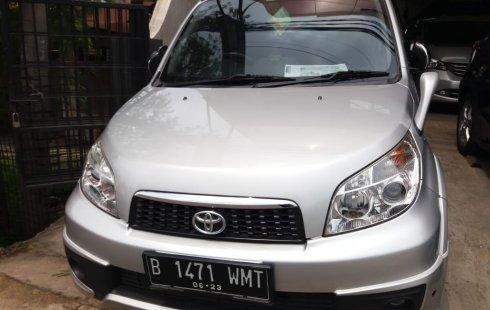 Jual mobil Toyota Rush TRD Sportivo MT 2014 harga murah di Jawa Barat