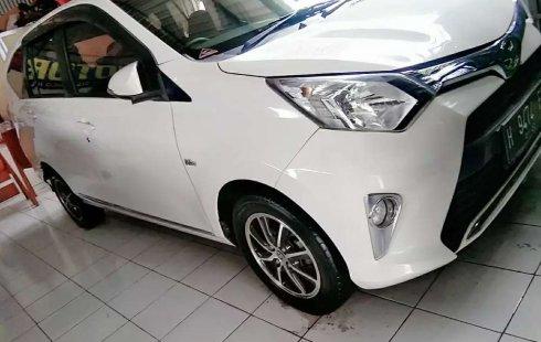 Jual cepat Toyota Calya G 2017 di Jawa Tengah