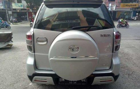 Riau, Daihatsu Terios TX ADVENTURE 2015 kondisi terawat