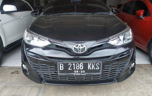 Jual mobil Toyota Yaris G AT 2018 terbaik di Jawa Barat