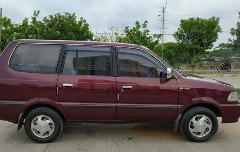 Jual mobil Toyota Kijang LGX 2002 dengan harga murah di DKI Jakarta