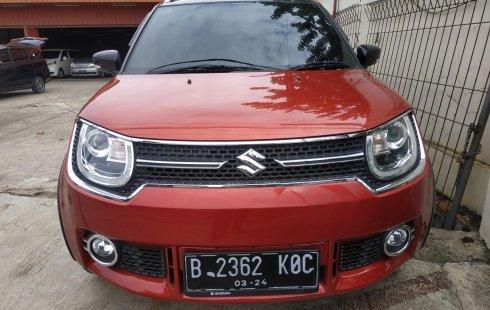 Mobil Suzuki Ignis GX AT 2019 dijual, Jawa Barat