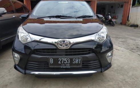 Jual mobil Toyota Calya G MT 2017 bekas di Jawa Barat