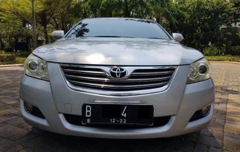 Jual mobil bekas Toyota Camry G AT 2007 dengan harga murah di Banten