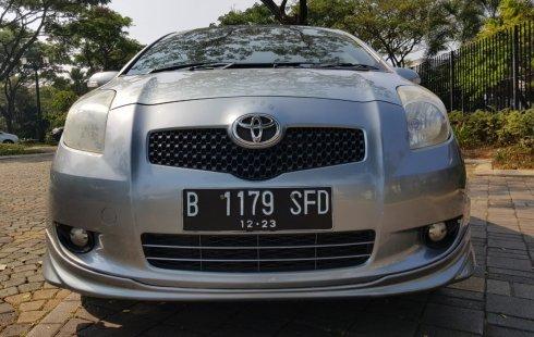 Mobil Toyota Yaris 1.5 S 2008 dijual, Banten