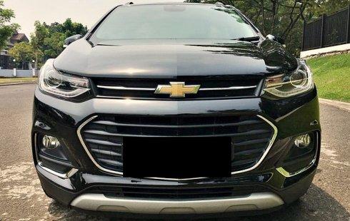 Mobil Chevrolet Trax LTZ 2018/2017 dijual, DKI Jakarta
