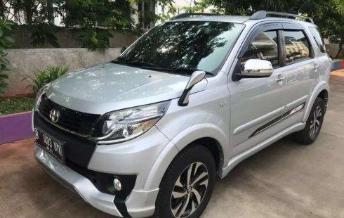 Jual mobil bekas murah Toyota Rush TRD Sportivo 2015 di DKI Jakarta